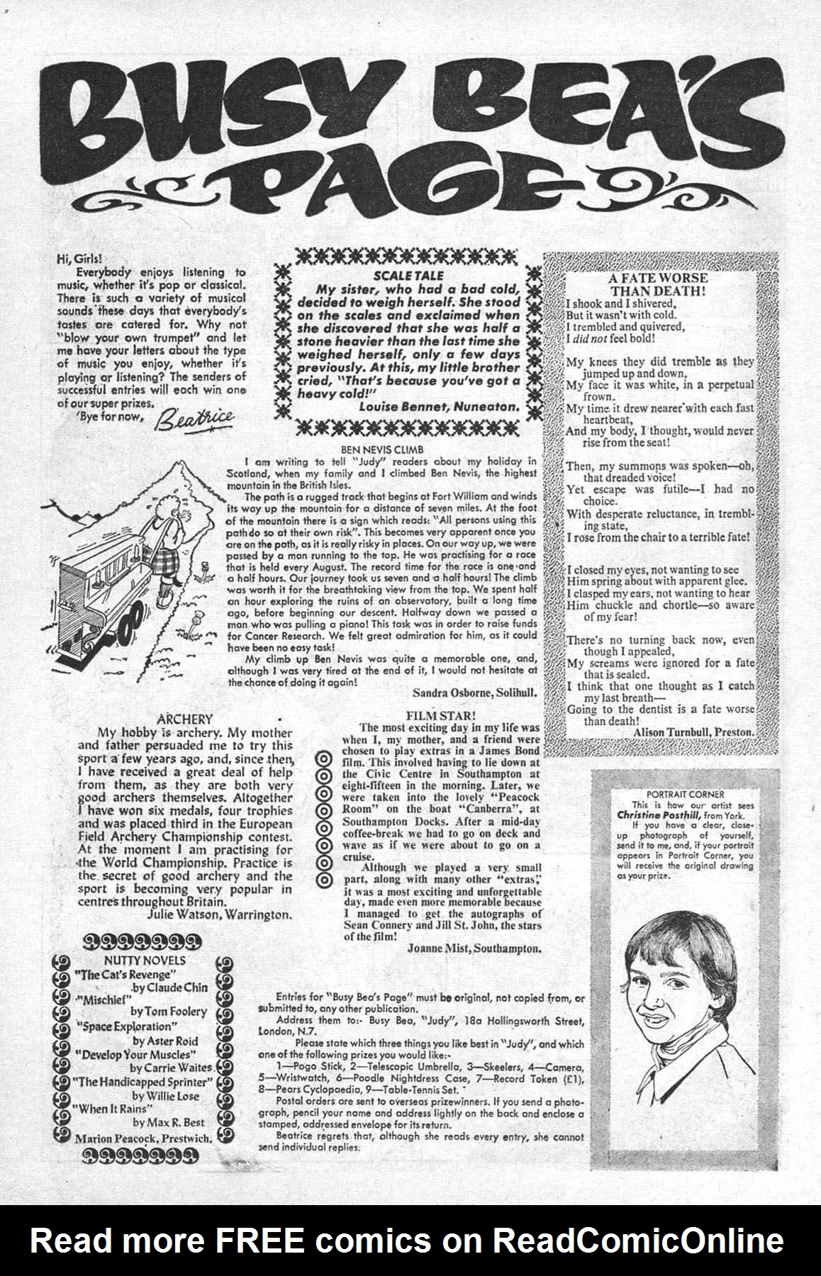 Read online Judy comic -  Issue #612 - 4
