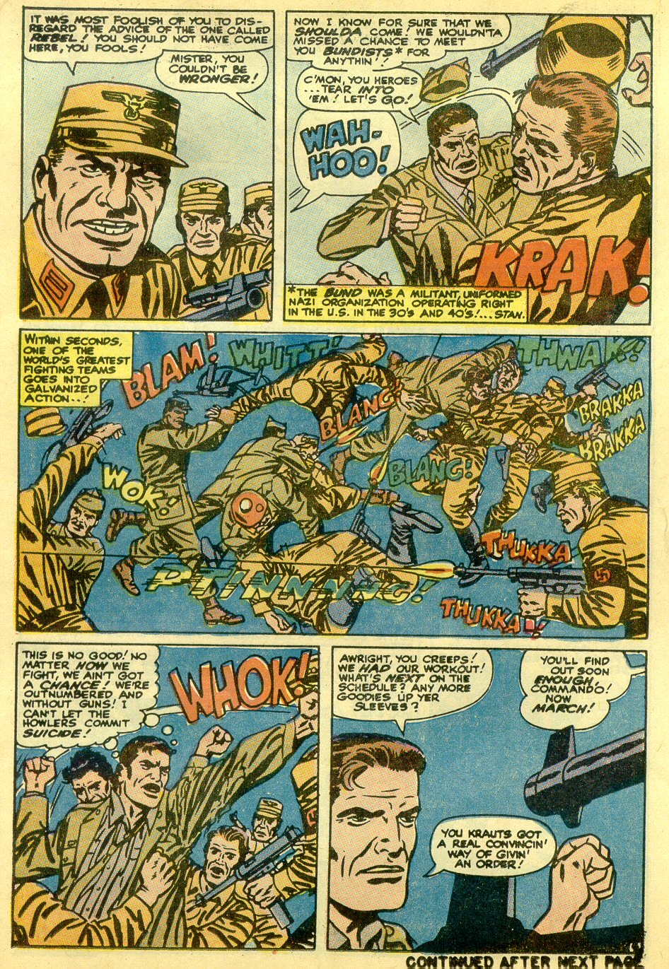 Read online Sgt. Fury comic -  Issue #82 - 14