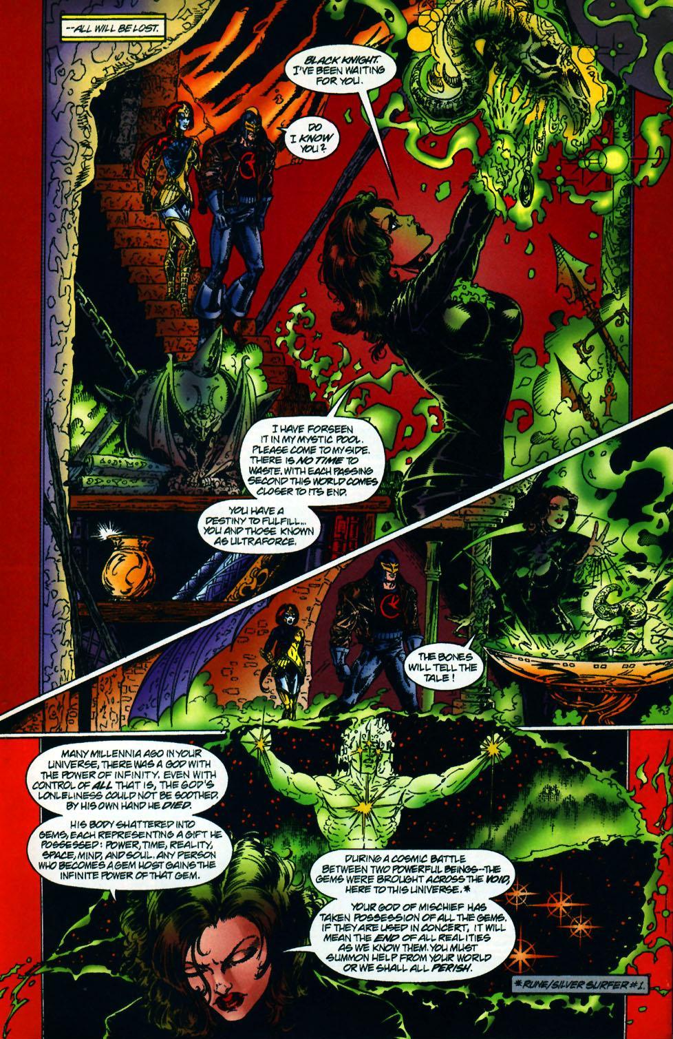 Read online UltraForce (1994) comic -  Issue #10 - 18