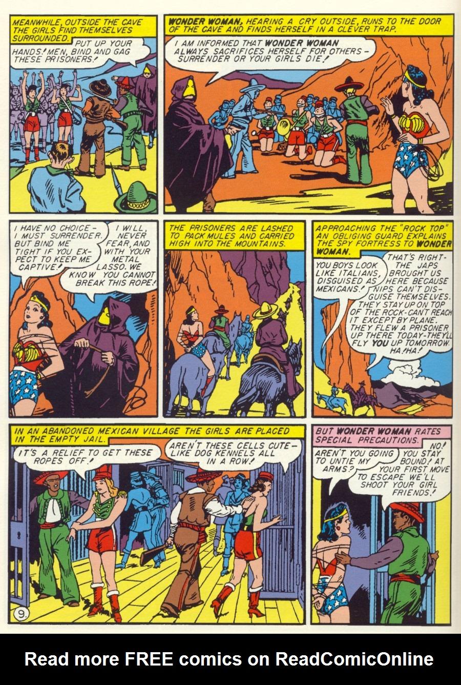 Read online Sensation (Mystery) Comics comic -  Issue #16 - 11