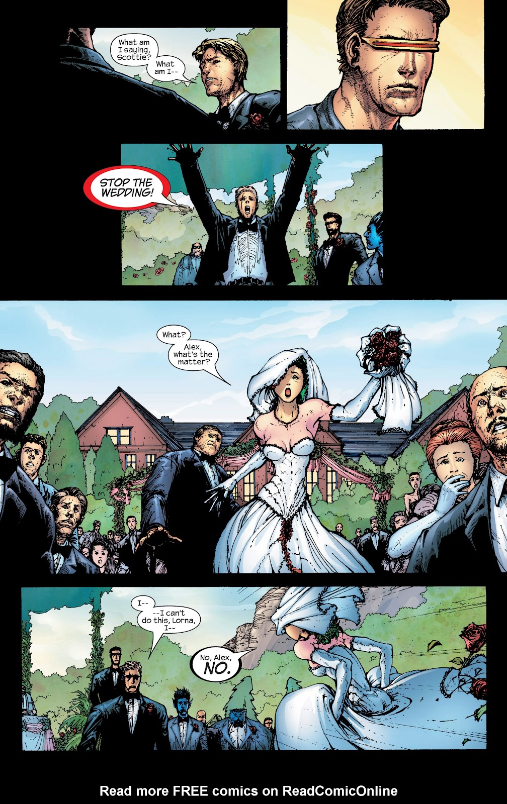 Uncanny X-Men (1963) issue 425 - Page 21