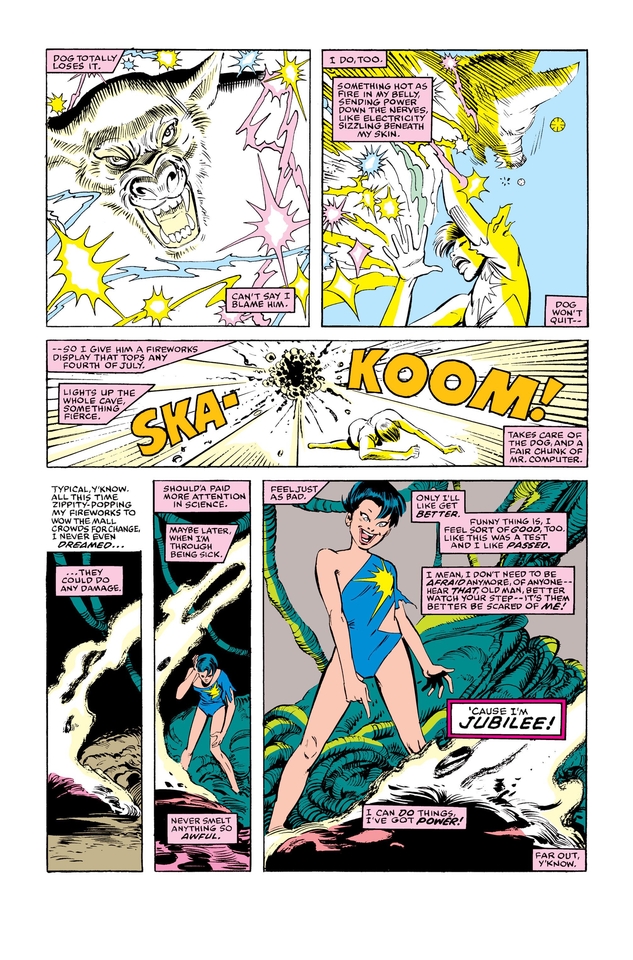Read online Uncanny X-Men (1963) comic -  Issue # _Annual 13 - 52