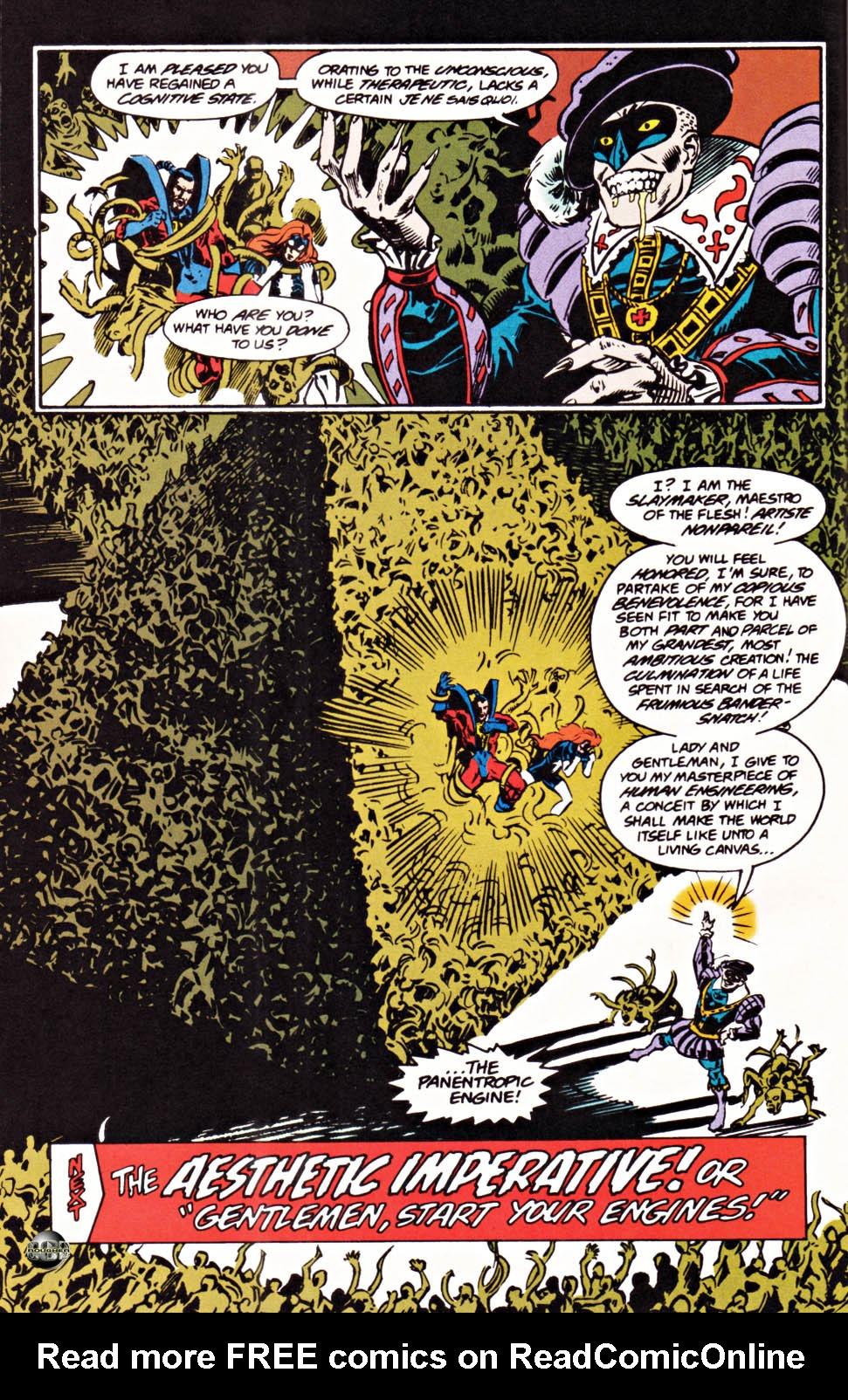 Read online Secret Defenders comic -  Issue #20 - 23