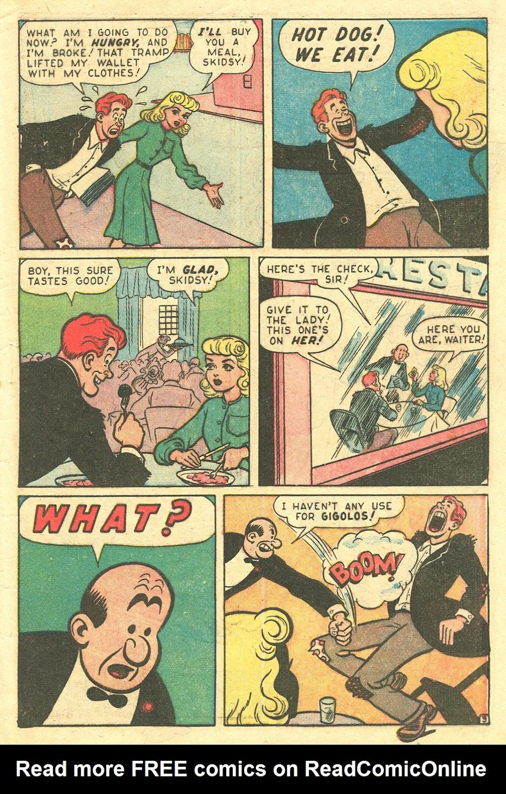 Tessie the Typist issue 11 - Page 47