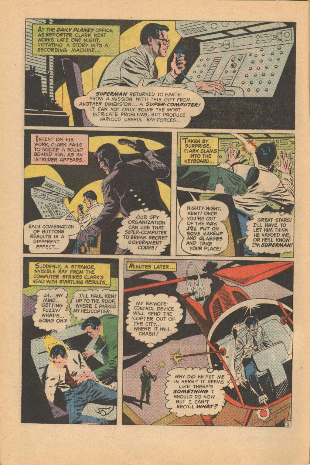 Read online Action Comics (1938) comic -  Issue #371 - 4