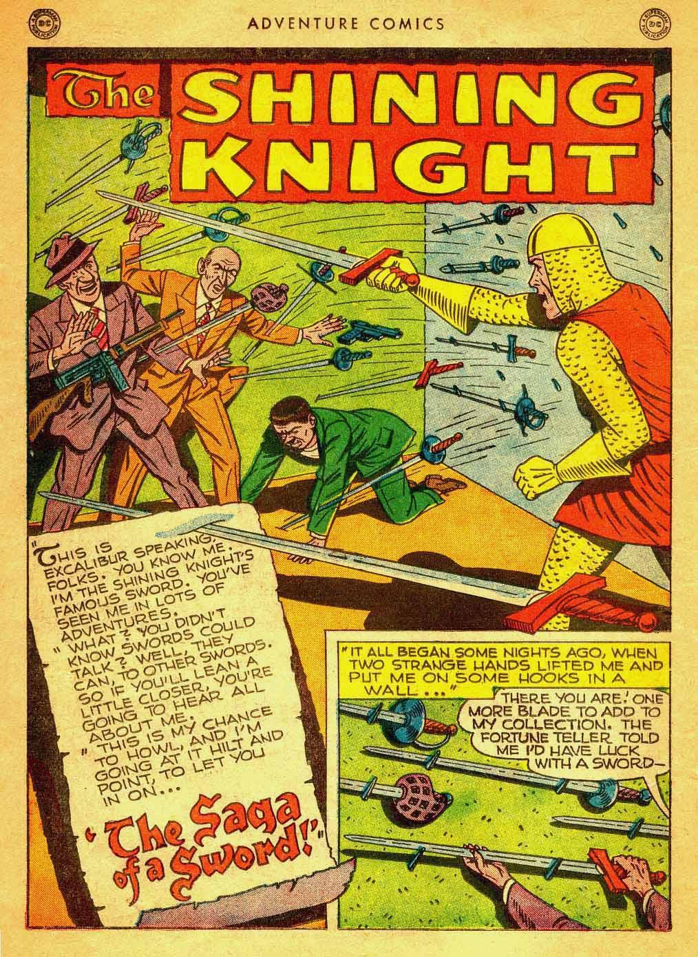 Read online Adventure Comics (1938) comic -  Issue #121 - 31