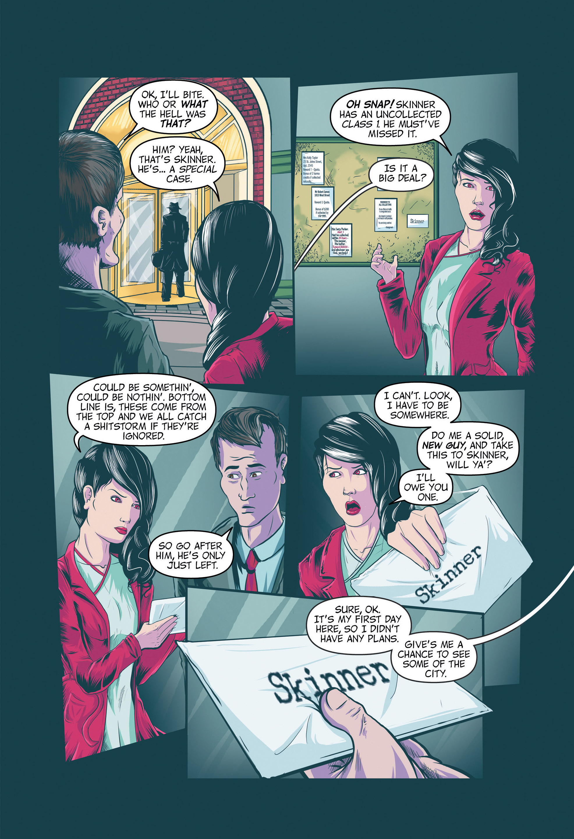 Read online Redemption Heights comic -  Issue # Full - 26