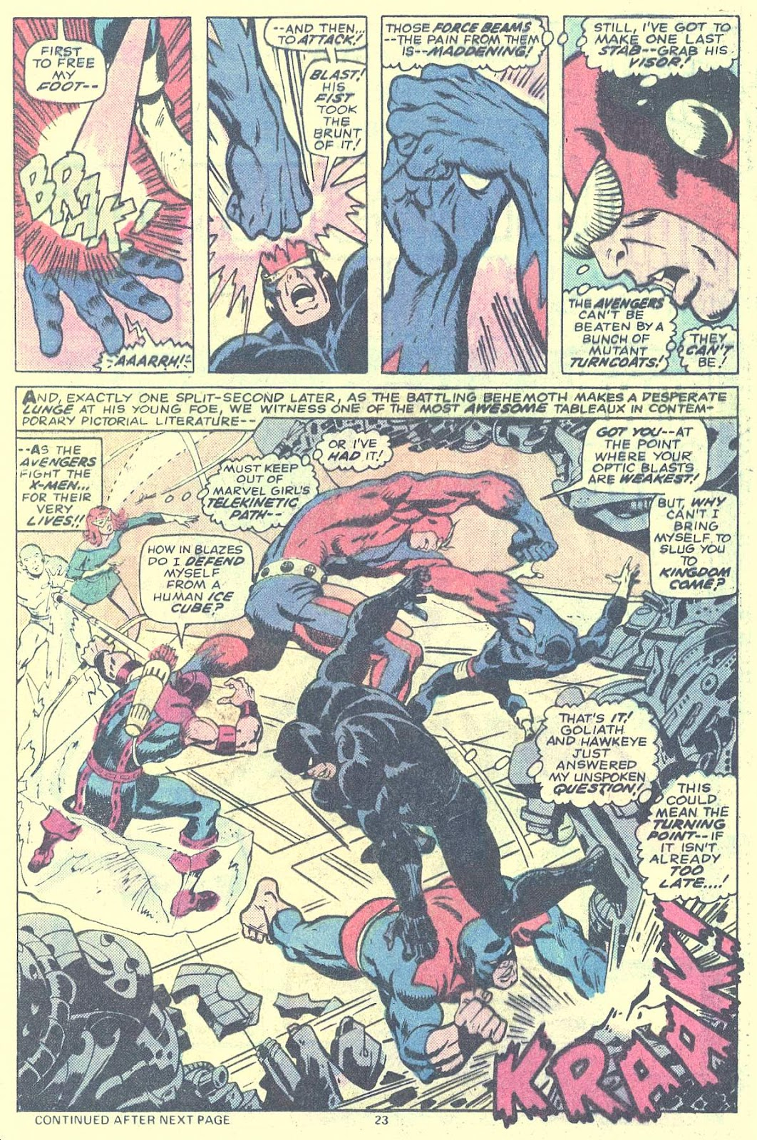 Marvel Triple Action (1972) issue 46 - Page 25