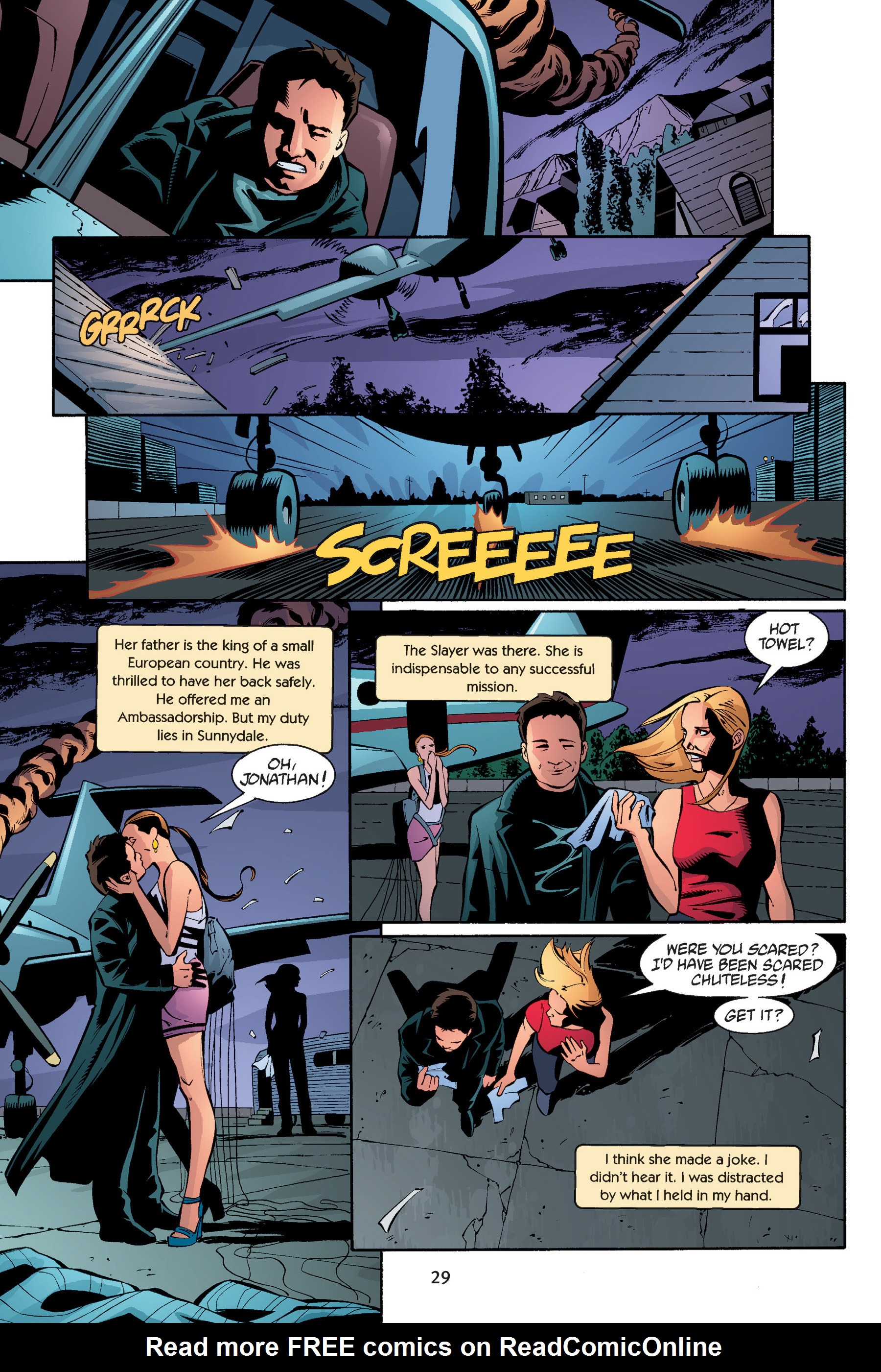 Read online Buffy the Vampire Slayer: Omnibus comic -  Issue # TPB 6 - 30