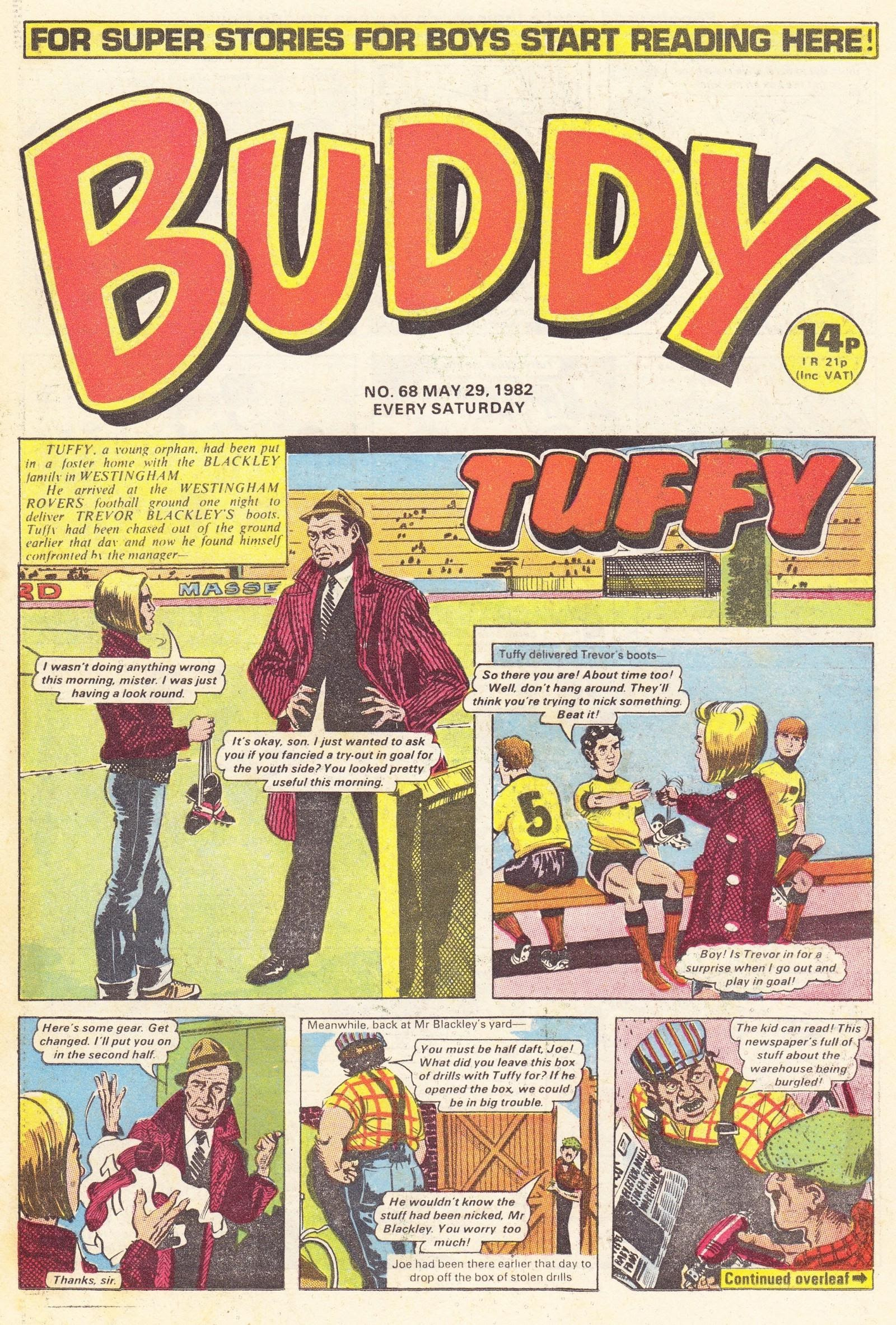 Buddy issue 68 - Page 1