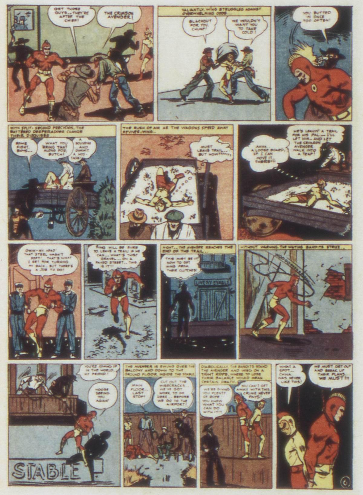 Read online Detective Comics (1937) comic -  Issue #77 - 30