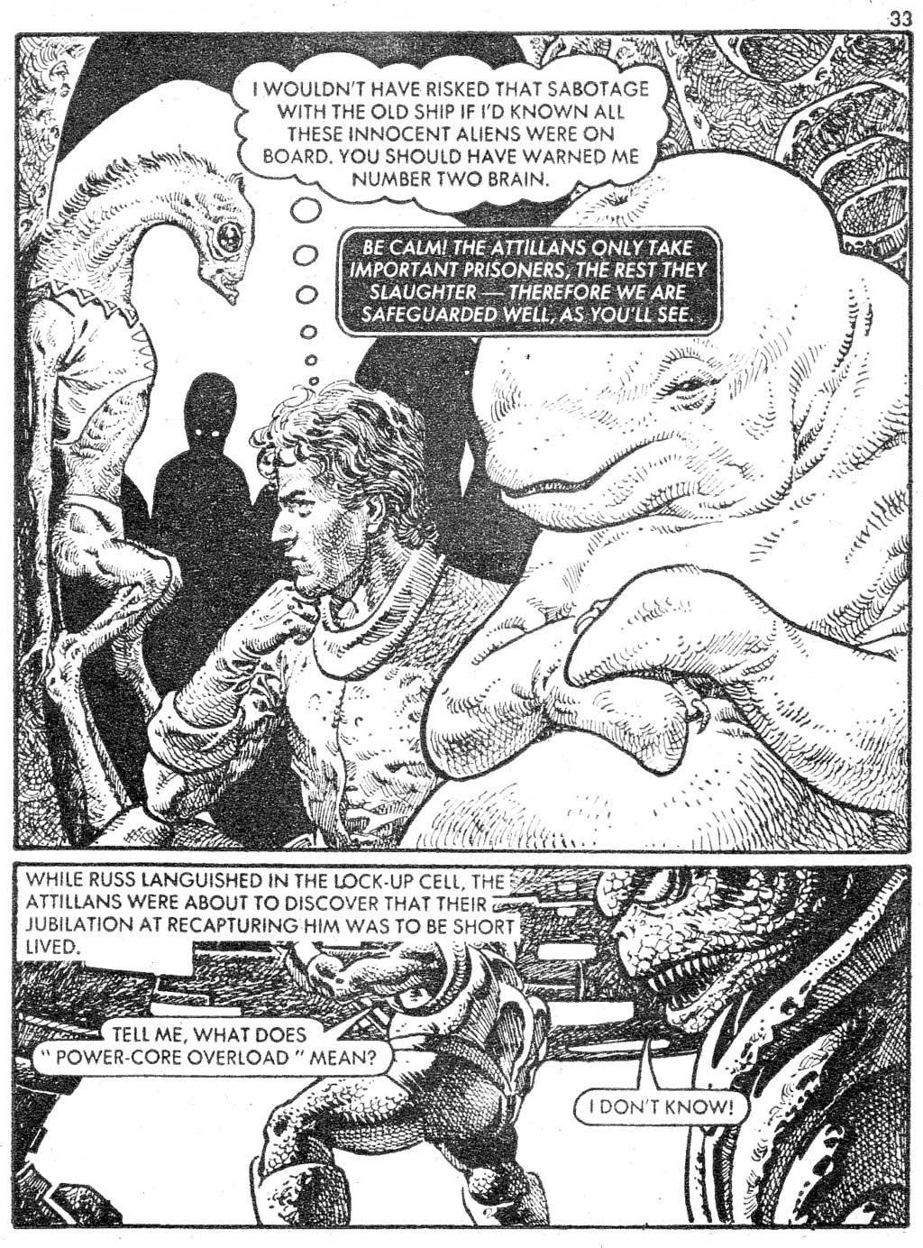 Starblazer issue 87 - Page 33