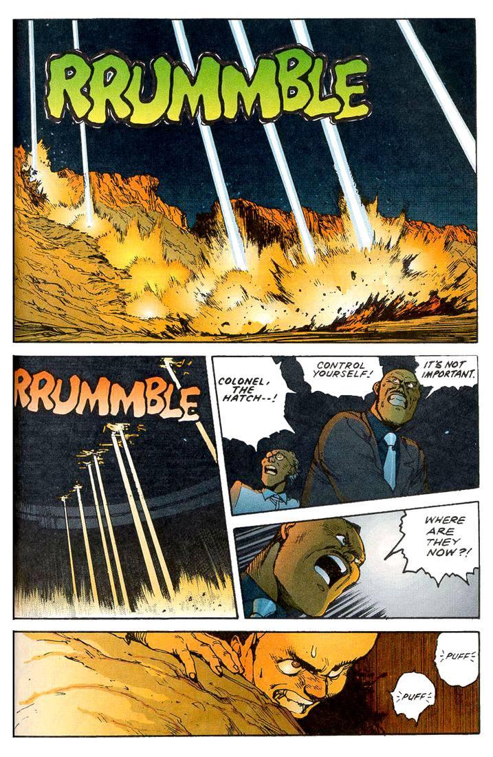 Read online Akira comic -  Issue #11 - 61