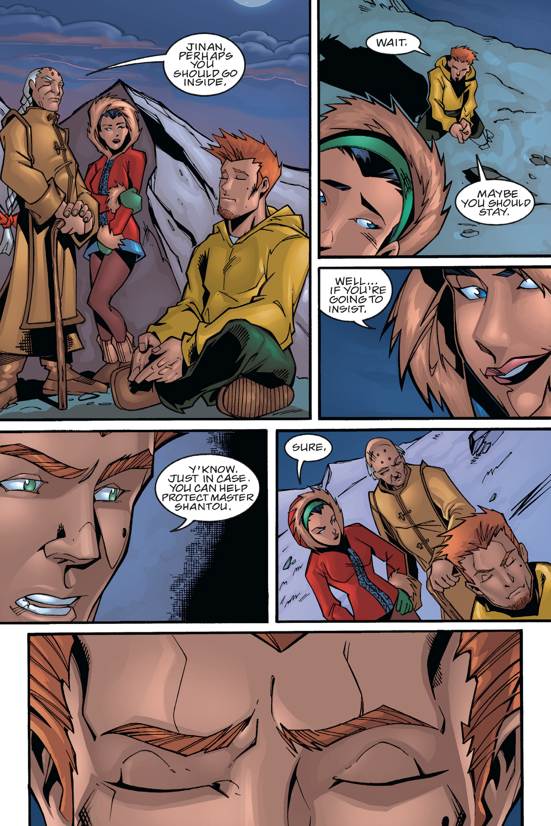 Read online Buffy the Vampire Slayer: Omnibus comic -  Issue # TPB 5 - 336