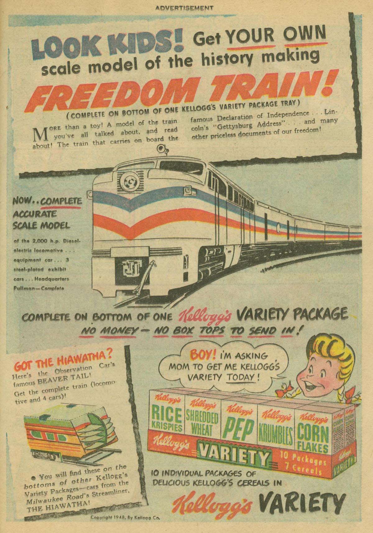Read online Adventure Comics (1938) comic -  Issue #130 - 34