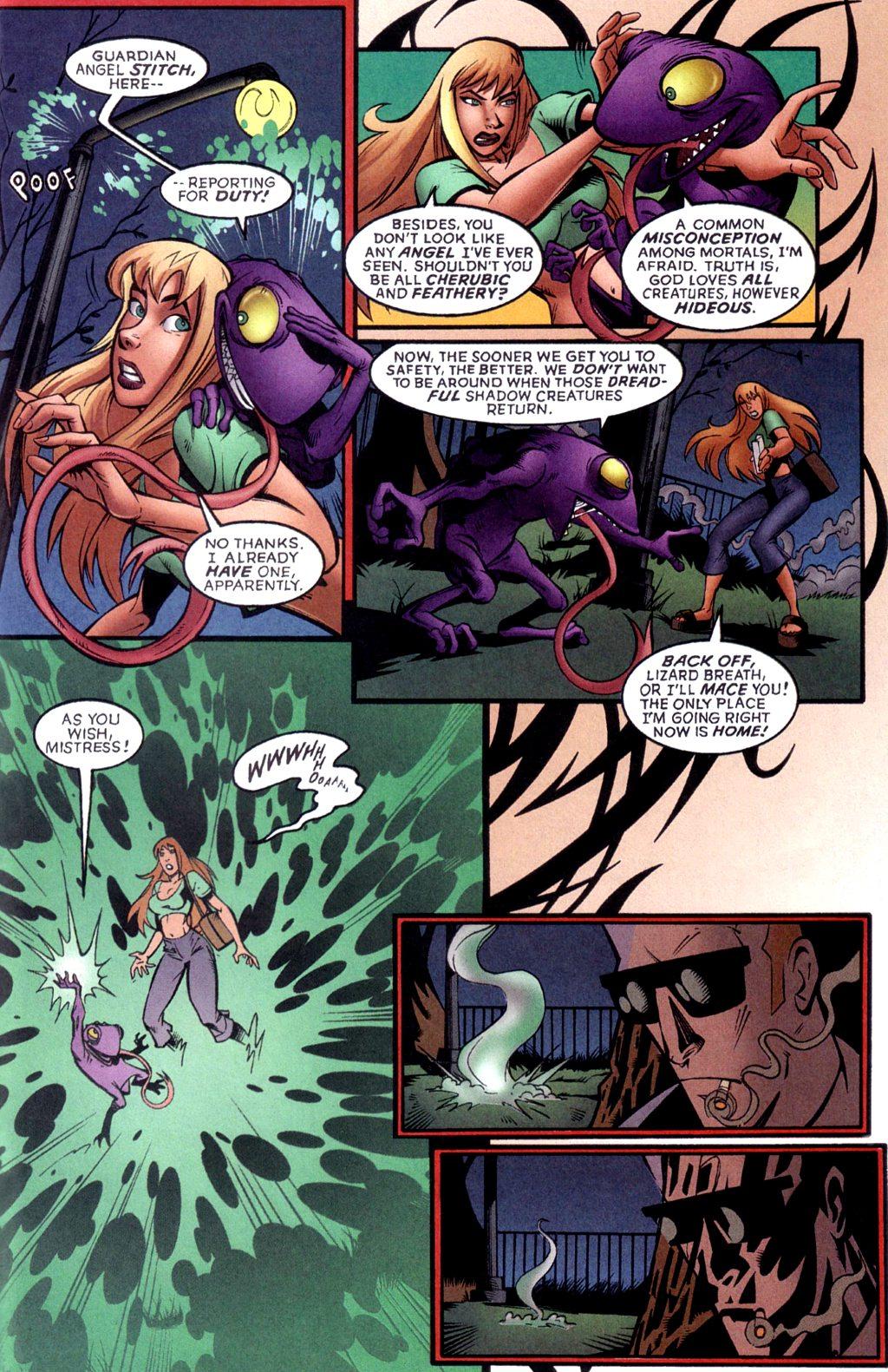Read online Jezebelle comic -  Issue #1 - 19