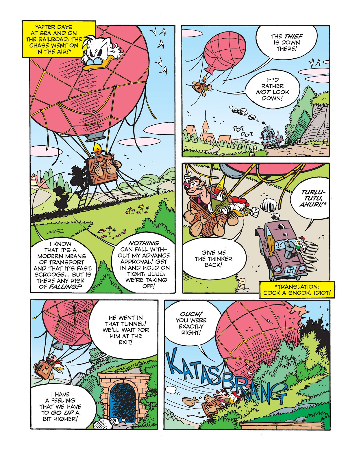 All of Scrooge McDuck's Millions Issue #6 #6 - English 16