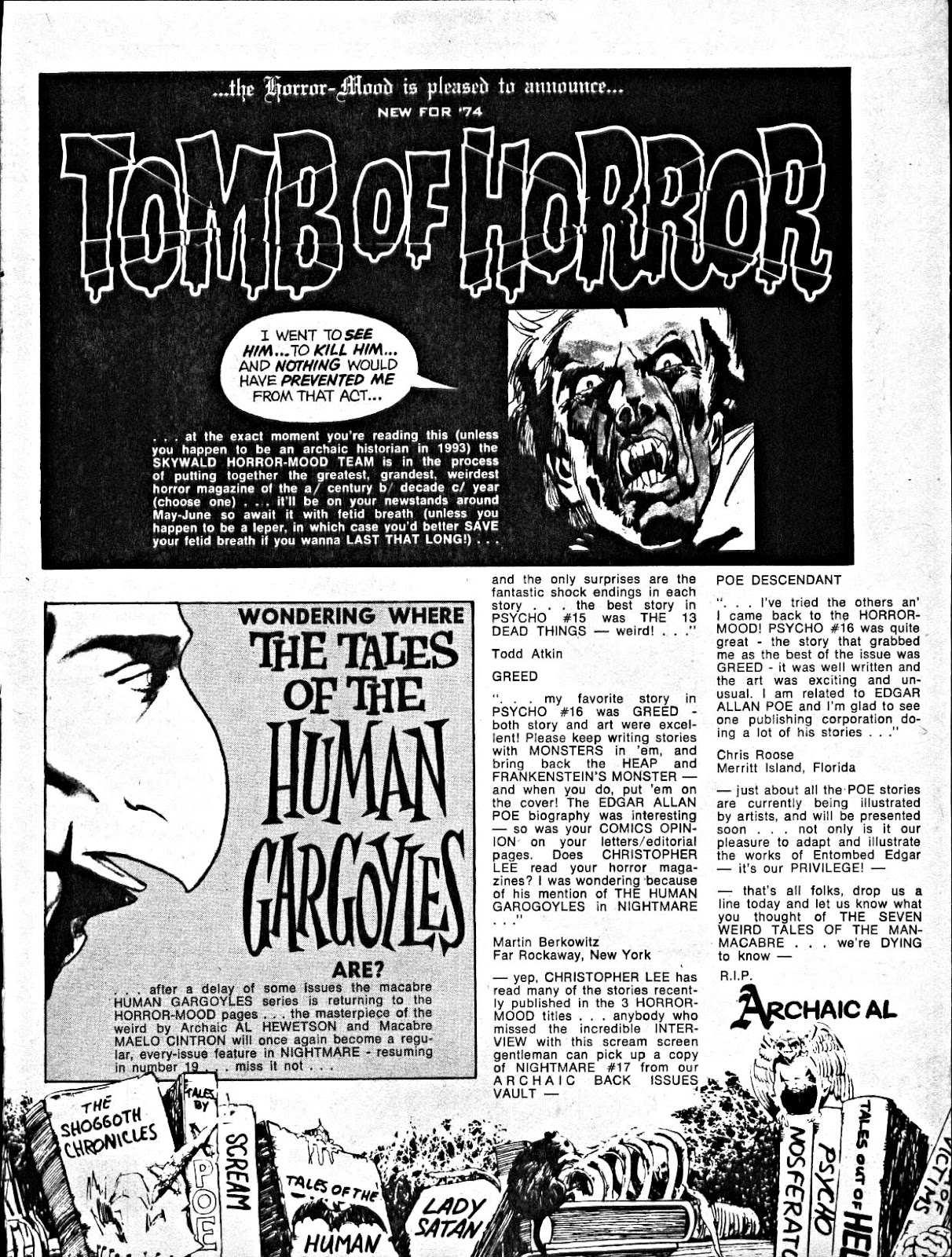 Nightmare (1970) issue 18 - Page 22