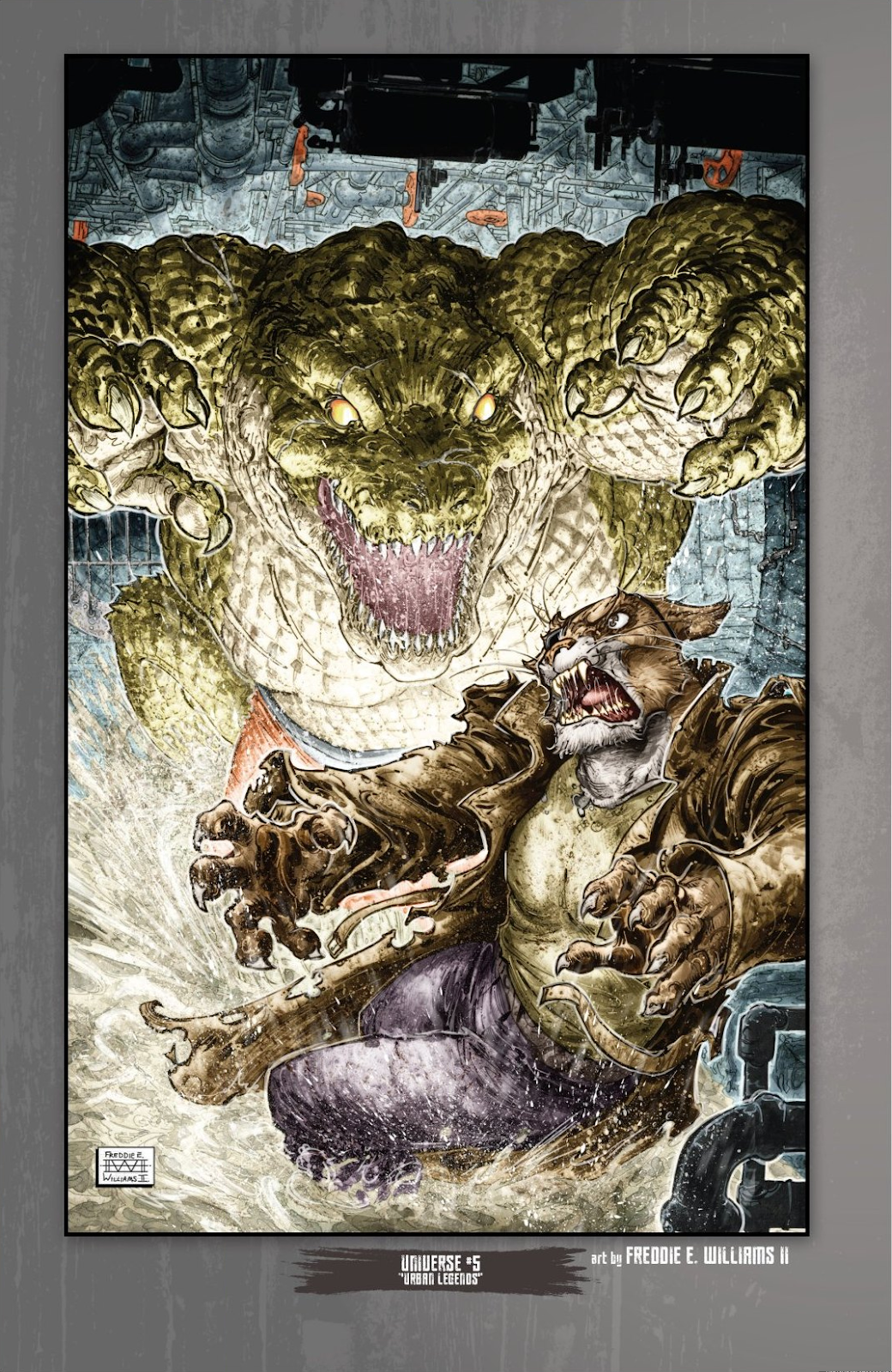 Read online Teenage Mutant Ninja Turtles: The IDW Collection comic -  Issue # TPB 8 (Part 3) - 47