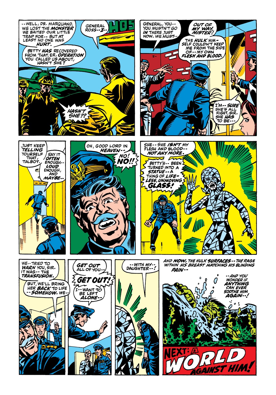 Read online Marvel Masterworks: The Incredible Hulk comic -  Issue # TPB 7 (Part 1) - 86