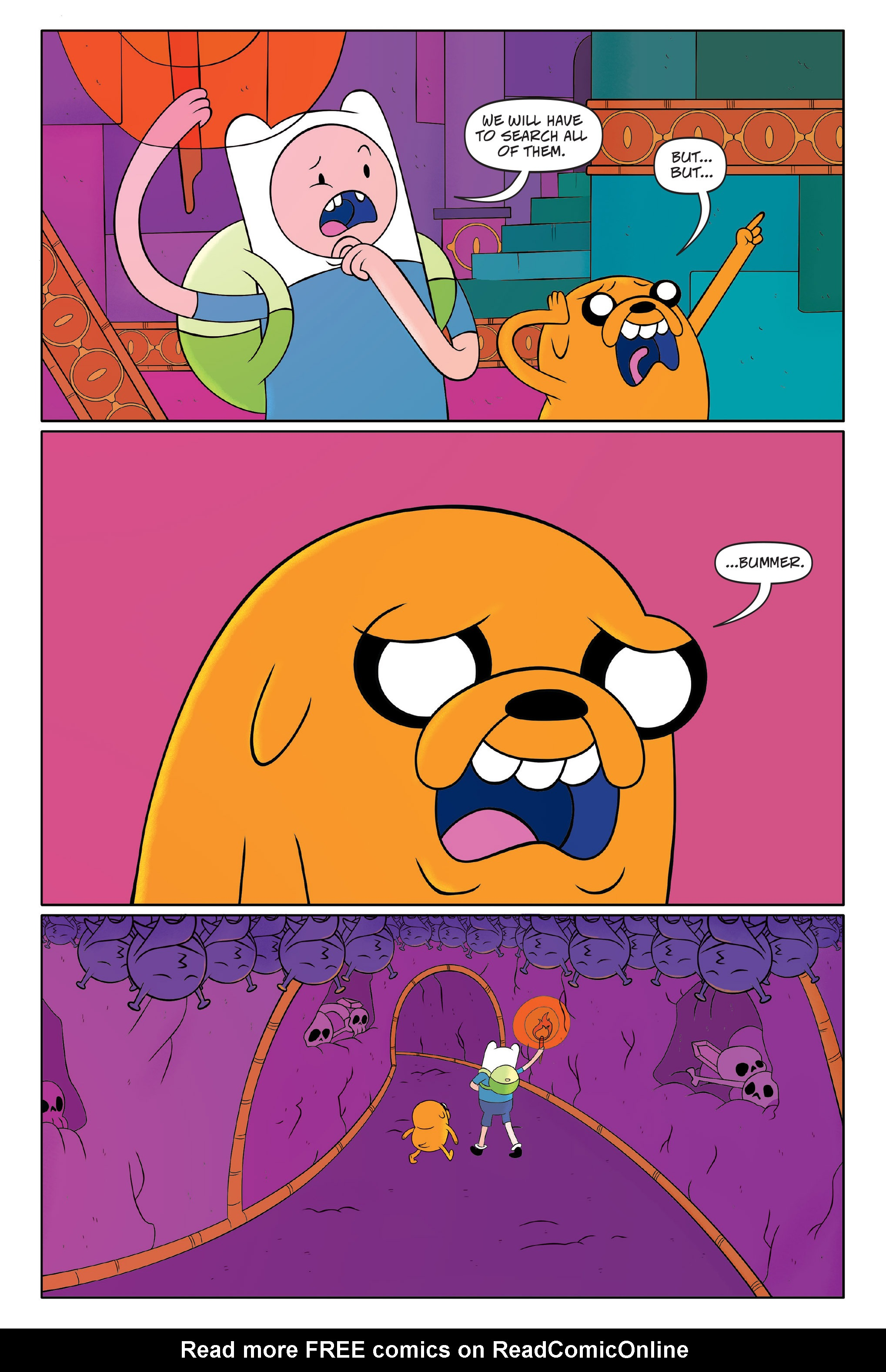 Read online Adventure Time comic -  Issue #Adventure Time _TPB 7 - 68