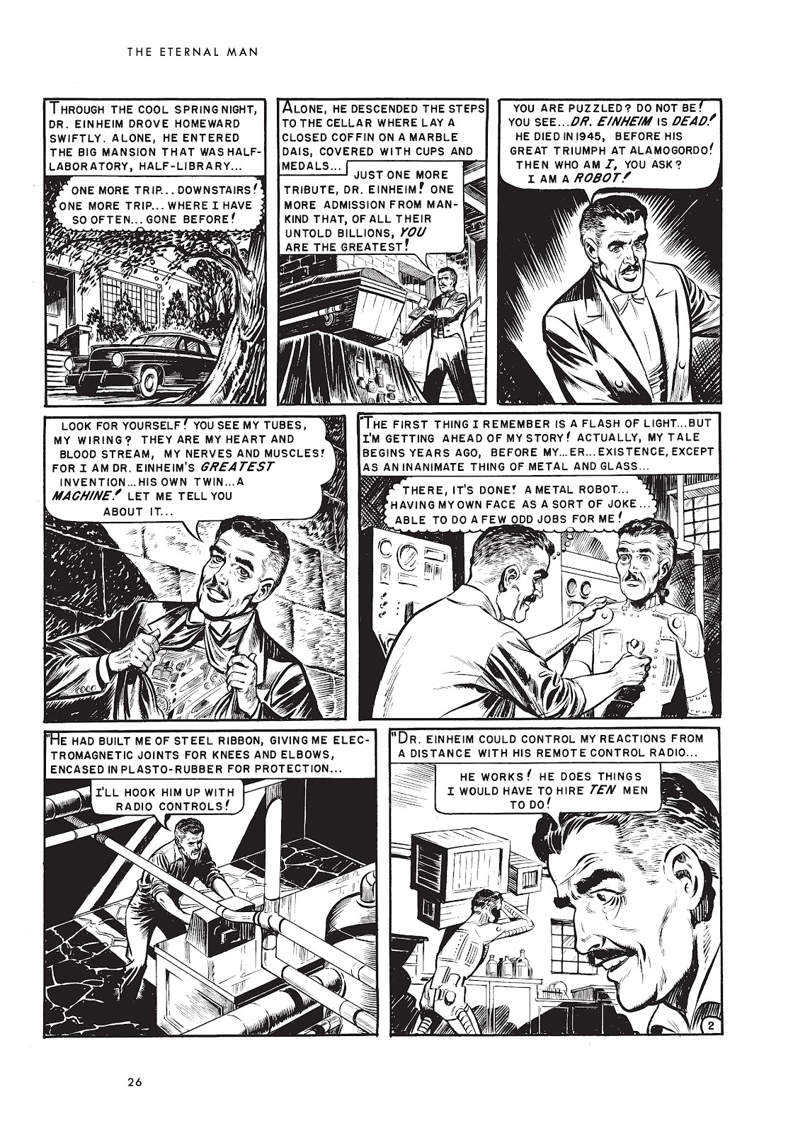Read online The Martian Monster and Other Stories comic -  Issue # TPB (Part 1) - 41