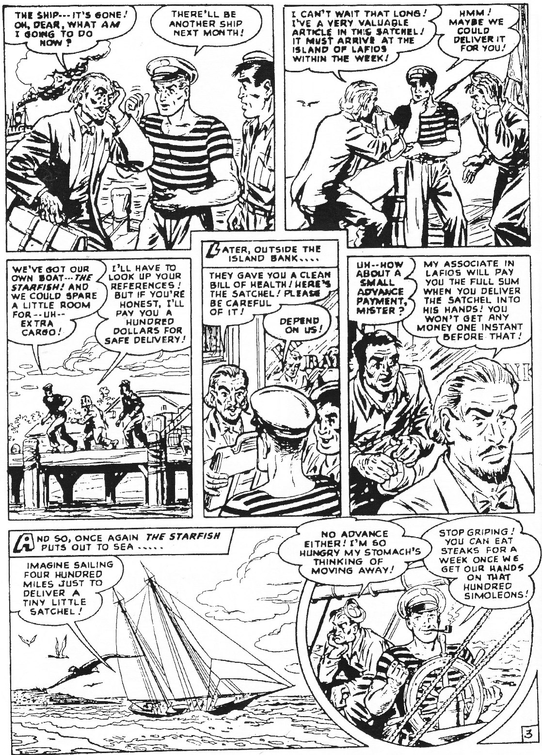 Read online Men of Mystery Comics comic -  Issue #70 - 60