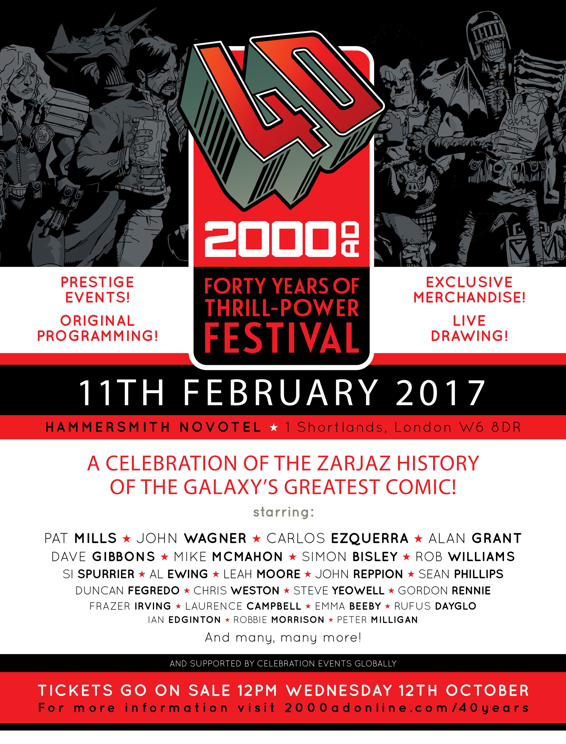 Read online 2000 AD comic -  Issue #2000 - 17