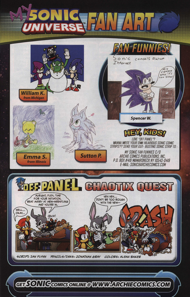 Read online Sonic Universe comic -  Issue #48 - 33