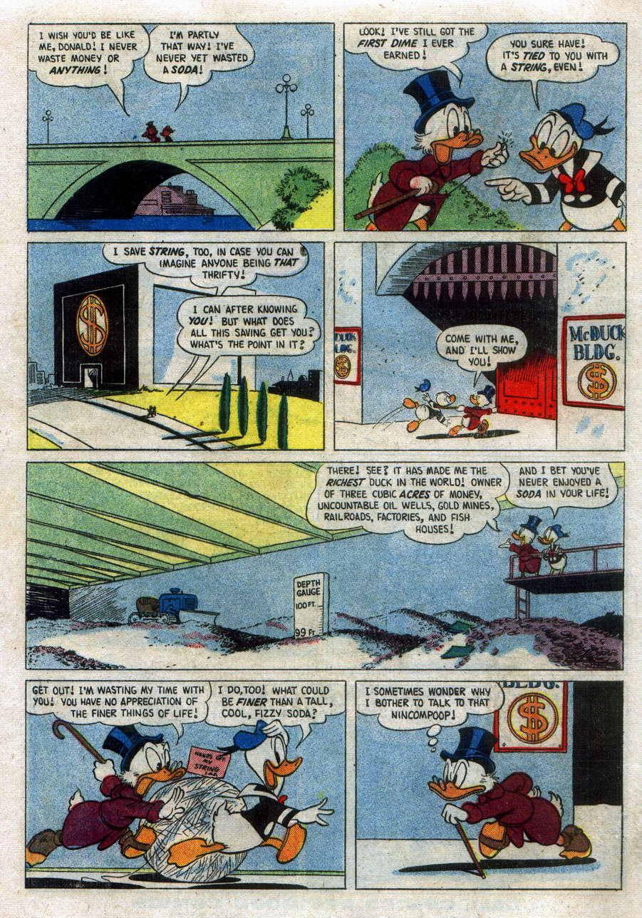 Read online Uncle Scrooge (1953) comic -  Issue #15 - 4