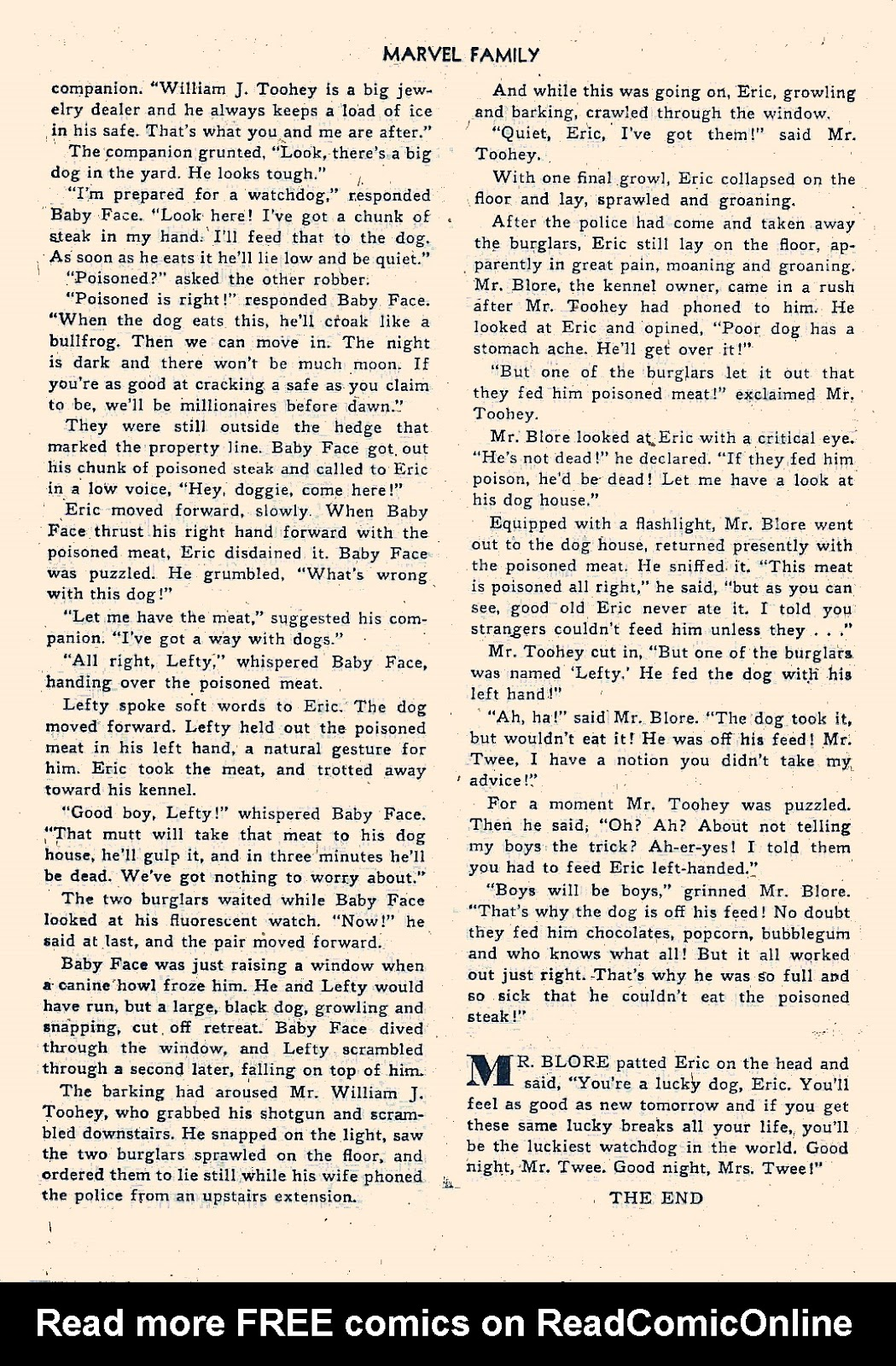 The Marvel Family issue 61 - Page 23