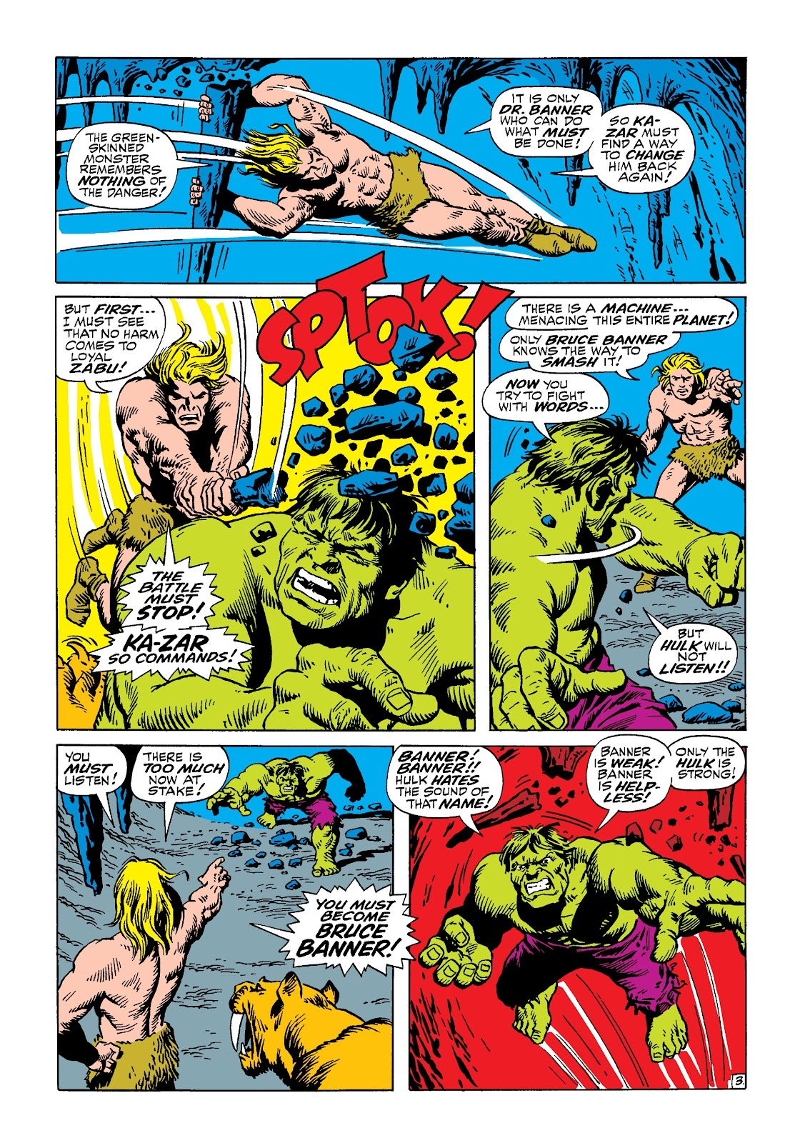 Read online Marvel Masterworks: The Incredible Hulk comic -  Issue # TPB 4 (Part 3) - 10