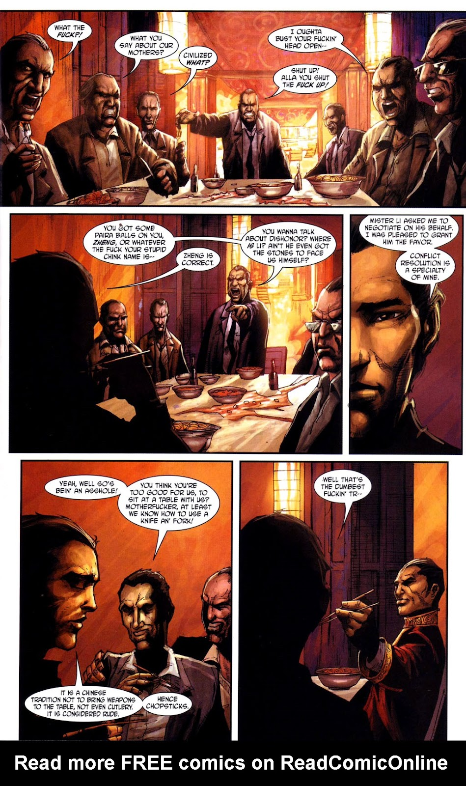 7 Brothers issue 2 - Page 11