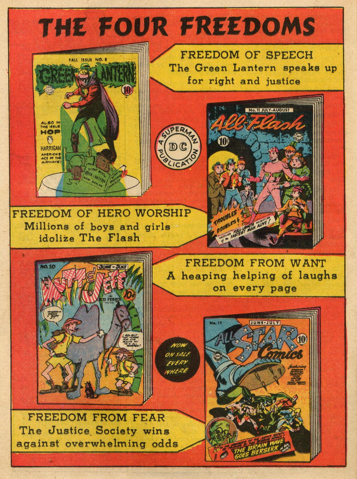 Read online Sensation (Mystery) Comics comic -  Issue #22 - 41