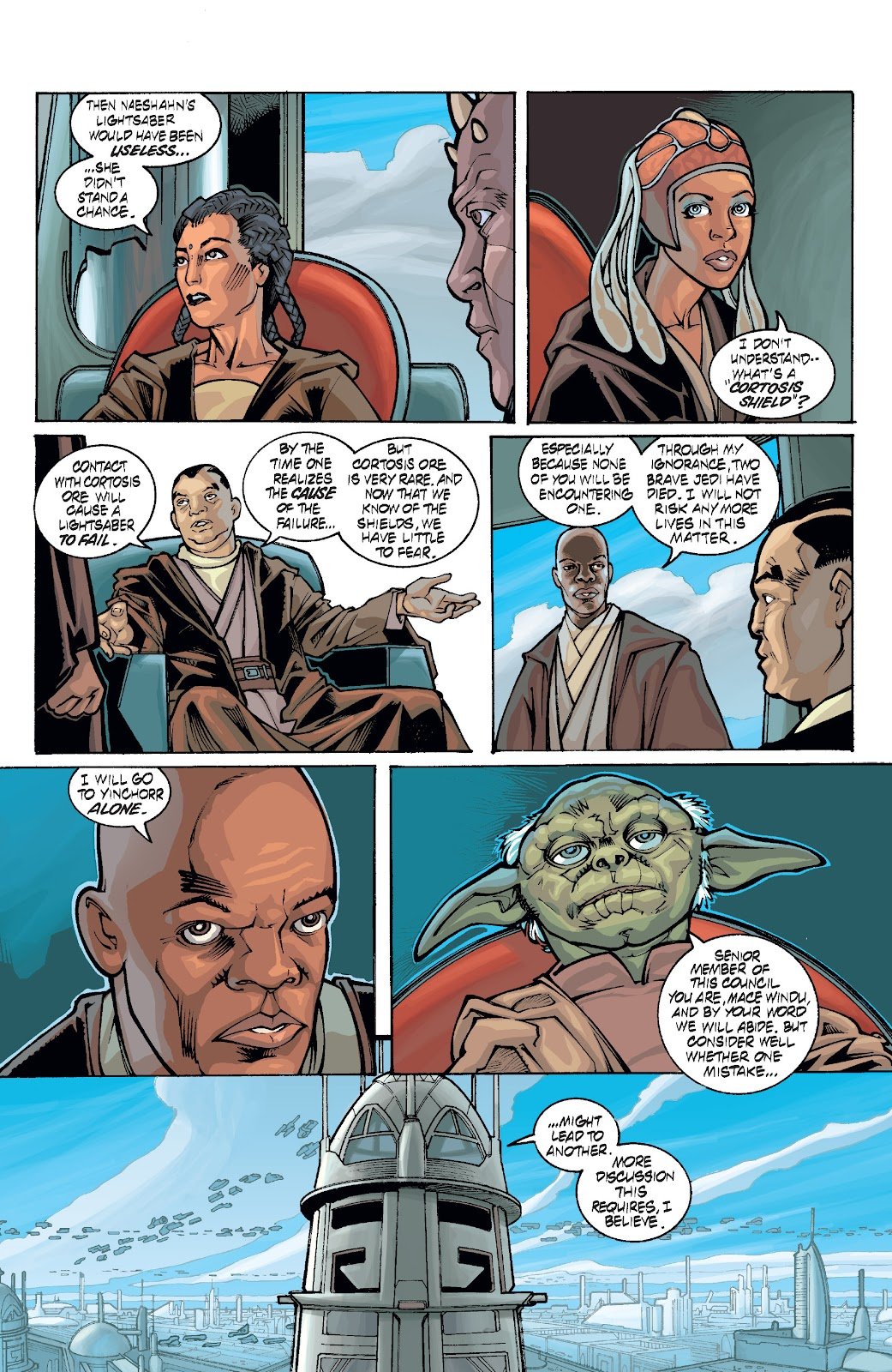 Read online Star Wars Legends: Rise of the Sith - Epic Collection comic -  Issue # TPB 1 (Part 4) - 73