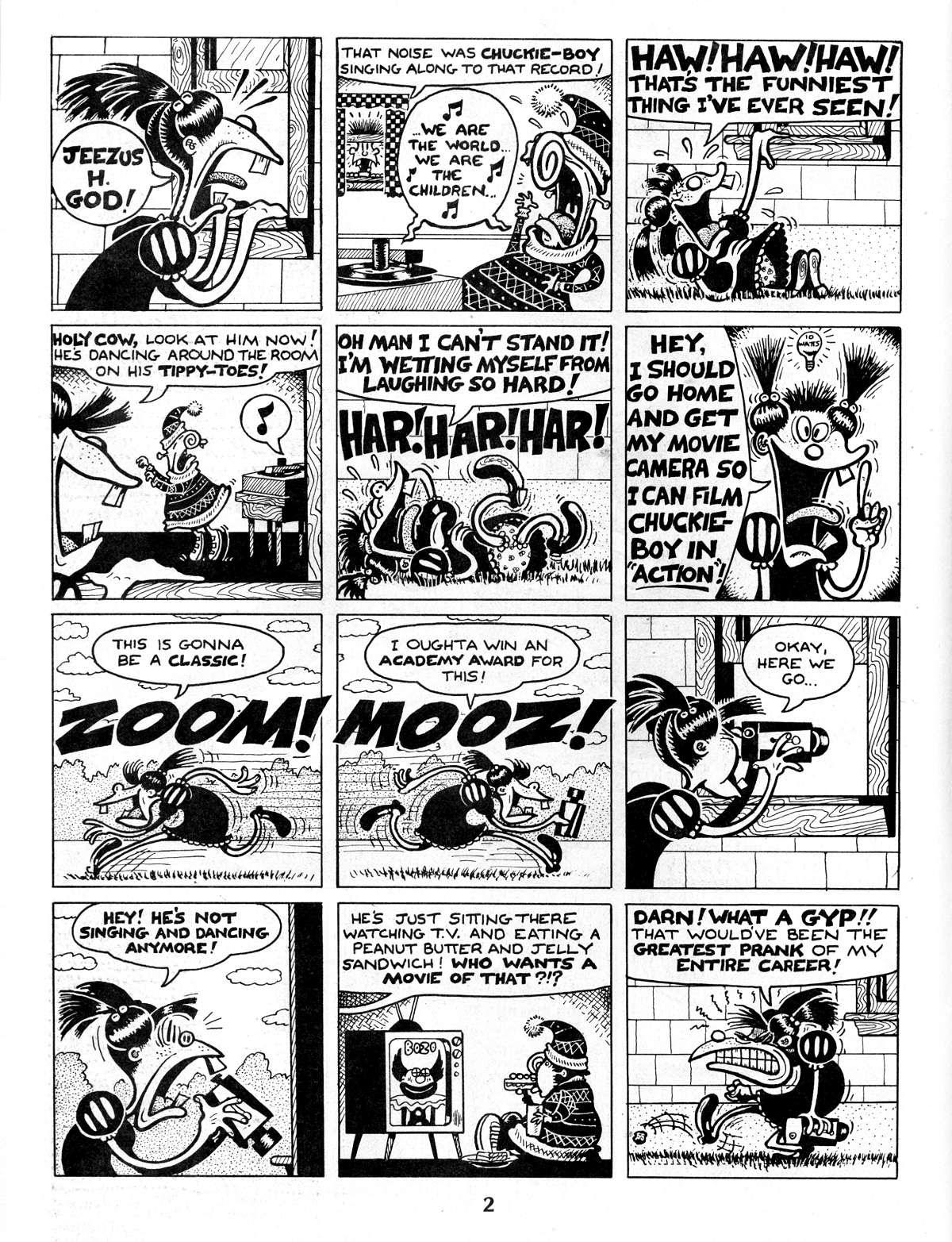 Read online Neat Stuff comic -  Issue #3 - 4