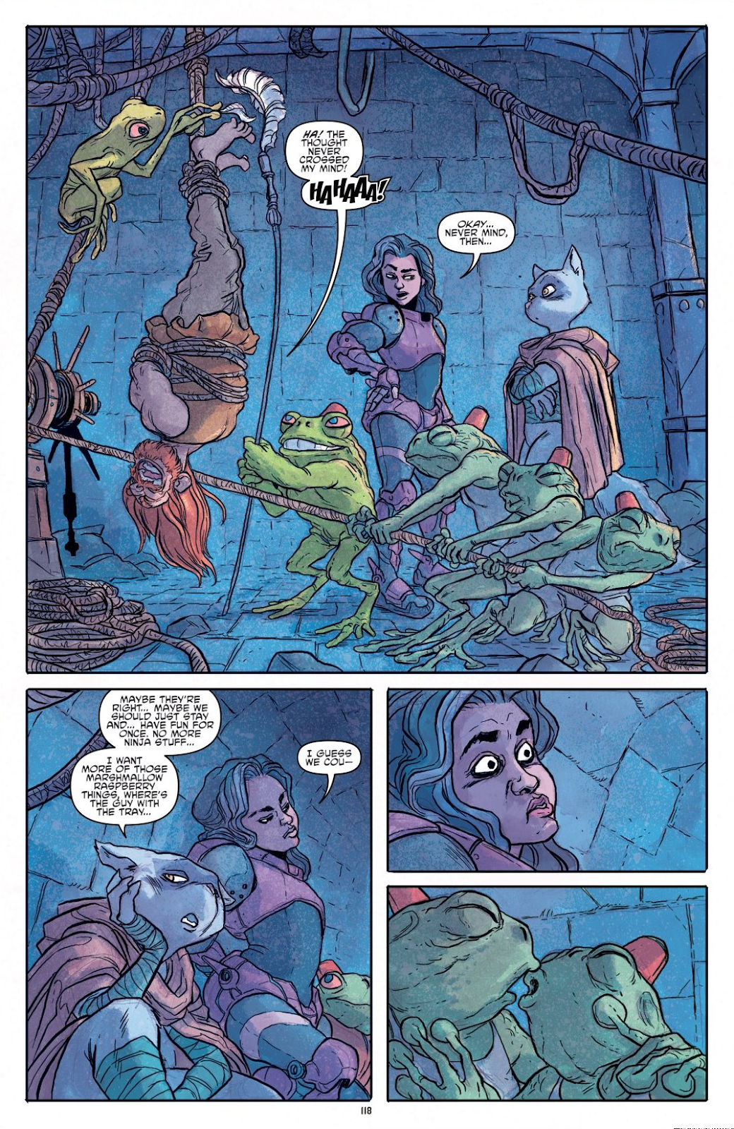Read online Teenage Mutant Ninja Turtles: The IDW Collection comic -  Issue # TPB 9 (Part 2) - 18