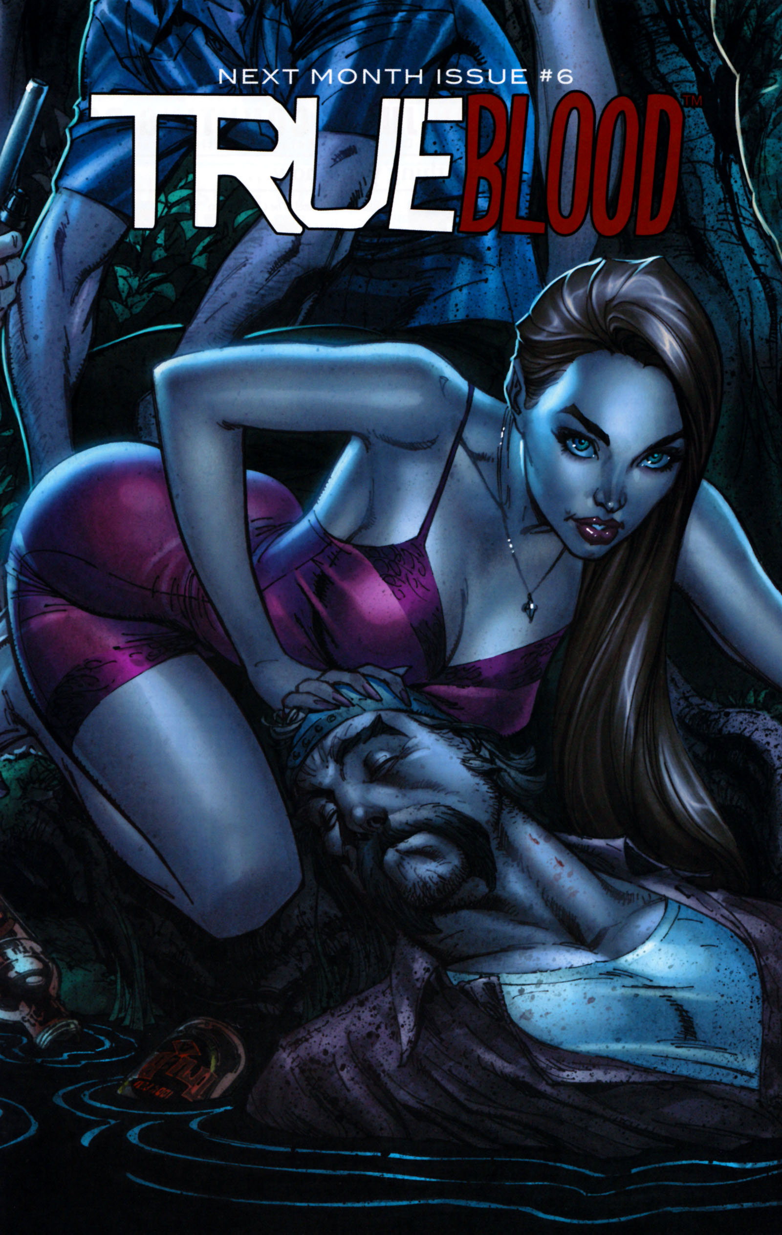 Read online True Blood: Tainted Love comic -  Issue #5 - 26