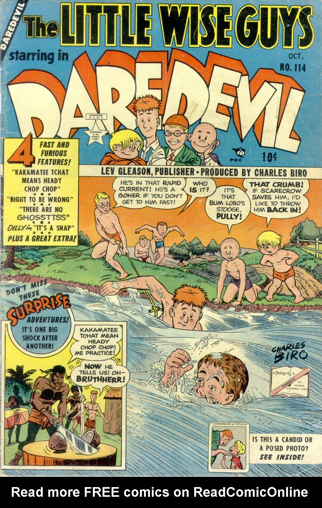 Daredevil (1941) 114 Page 1
