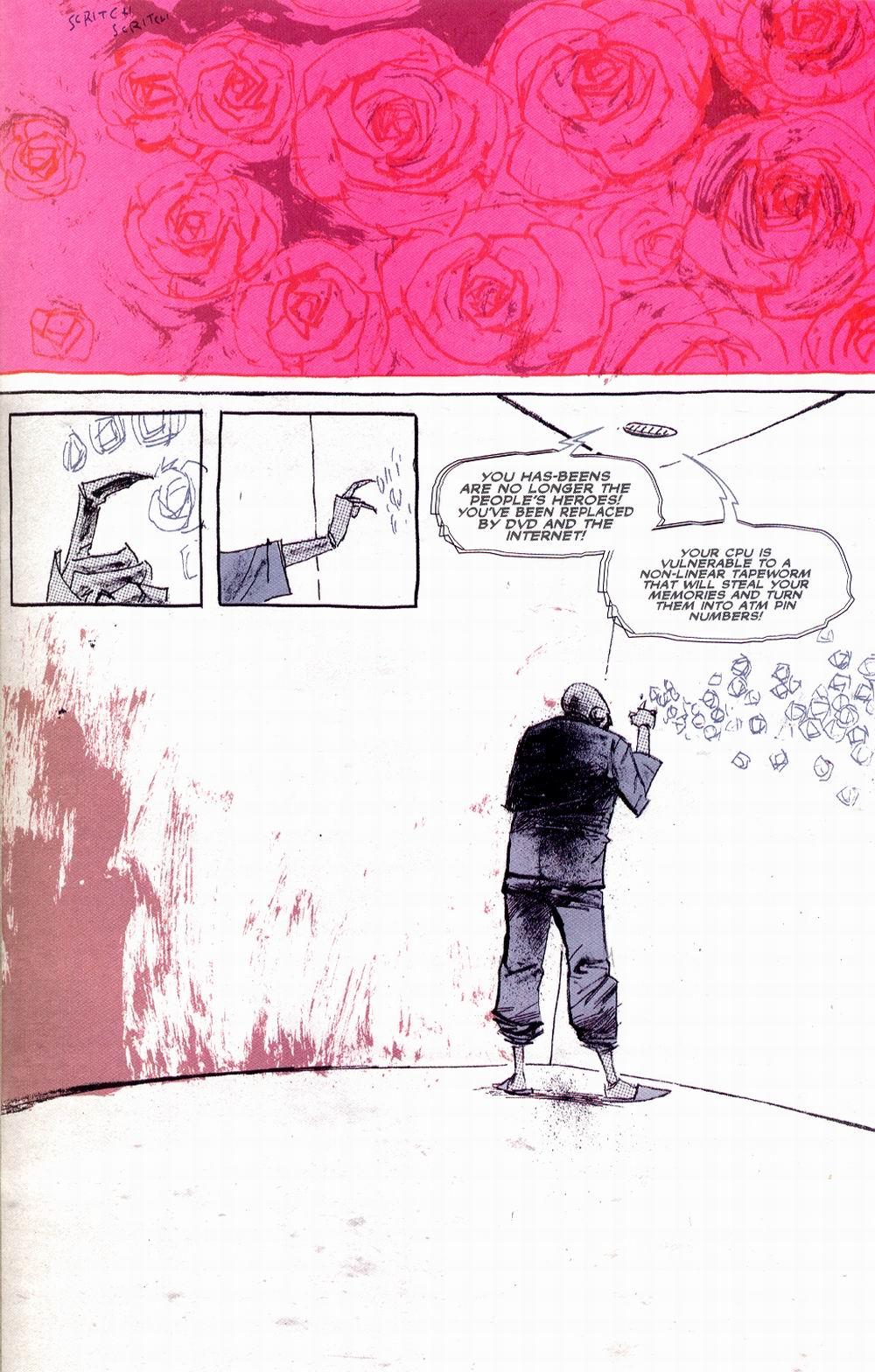 Read online Automatic Kafka comic -  Issue #2 - 23