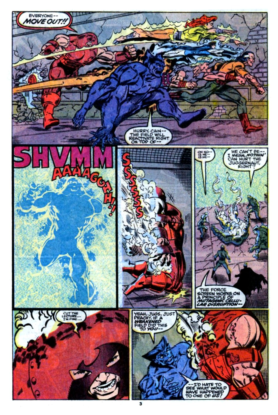 The New Warriors Issue #12 #16 - English 4