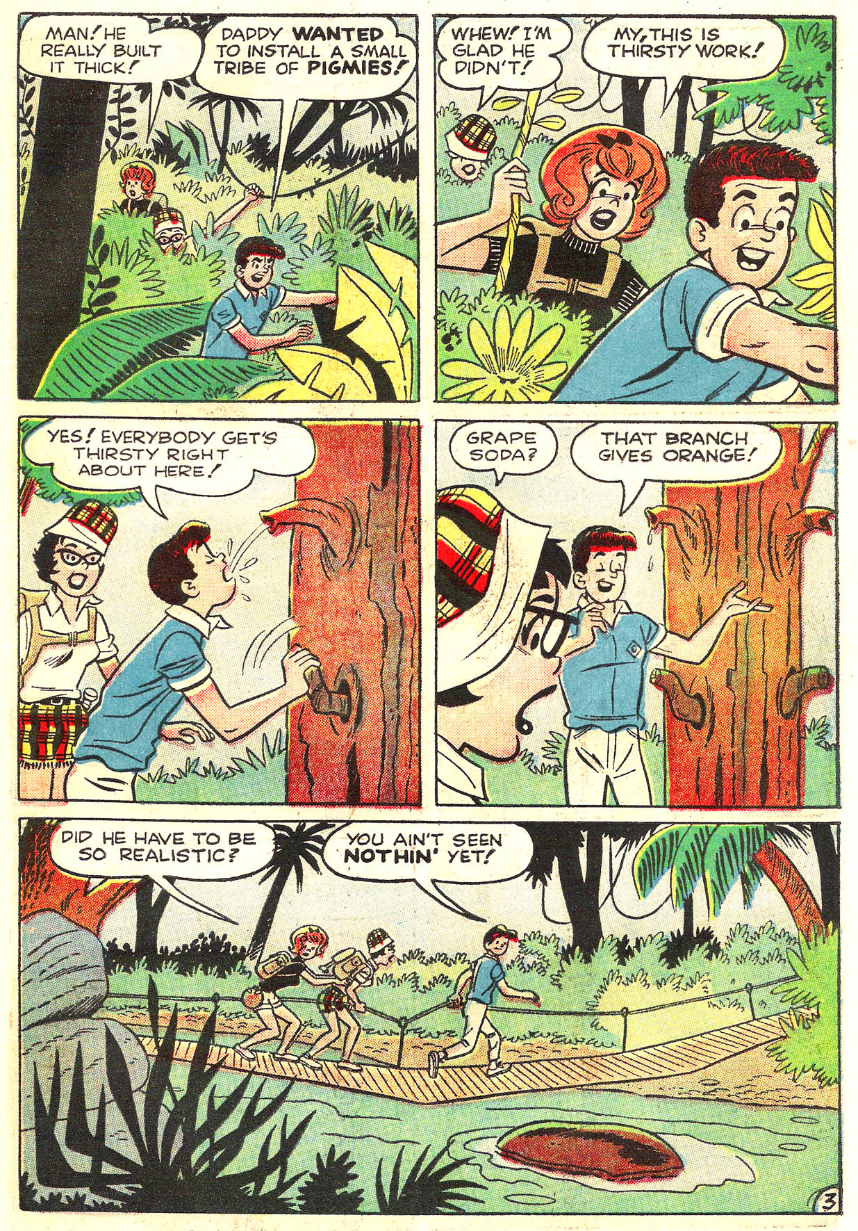 Read online She's Josie comic -  Issue #4 - 15
