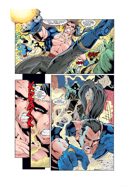 Read online X-Calibre comic -  Issue #2 - 6