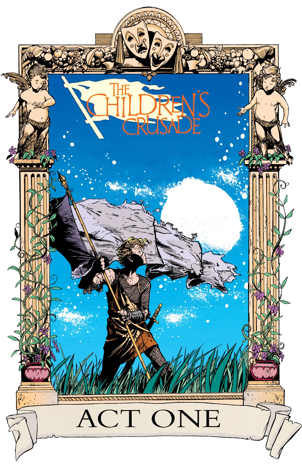 Read online The Children's Crusade comic -  Issue # _TPB (Part 1) - 7