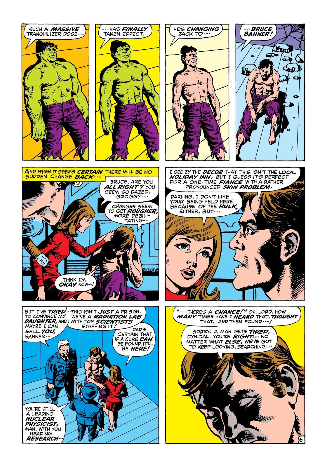 Read online Marvel Masterworks: The Incredible Hulk comic -  Issue # TPB 8 (Part 2) - 14