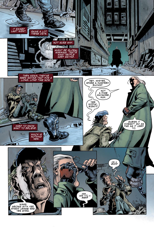 Read online Wonder Man (2007) comic -  Issue #1 - 2
