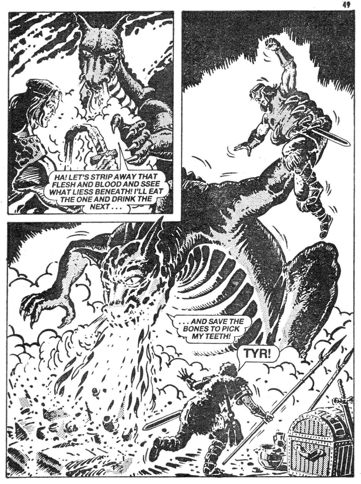 Starblazer issue 209 - Page 50