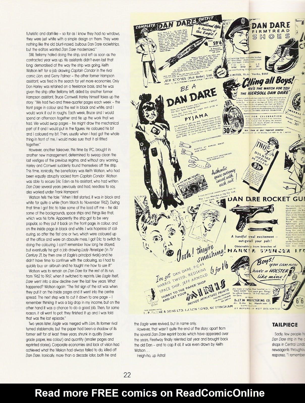 Read online Dare comic -  Issue #1 - 24