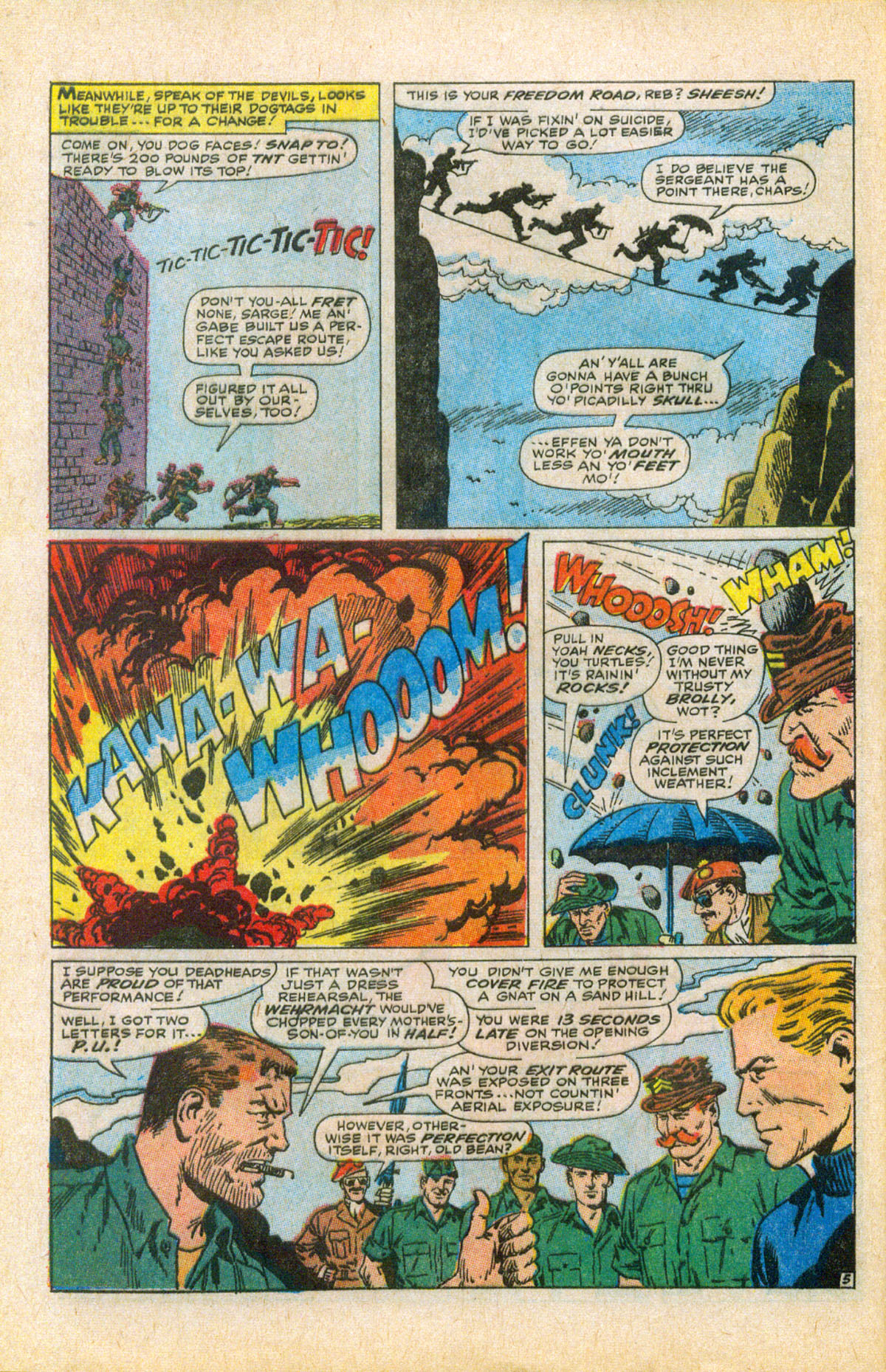 Read online Sgt. Fury comic -  Issue #58 - 8