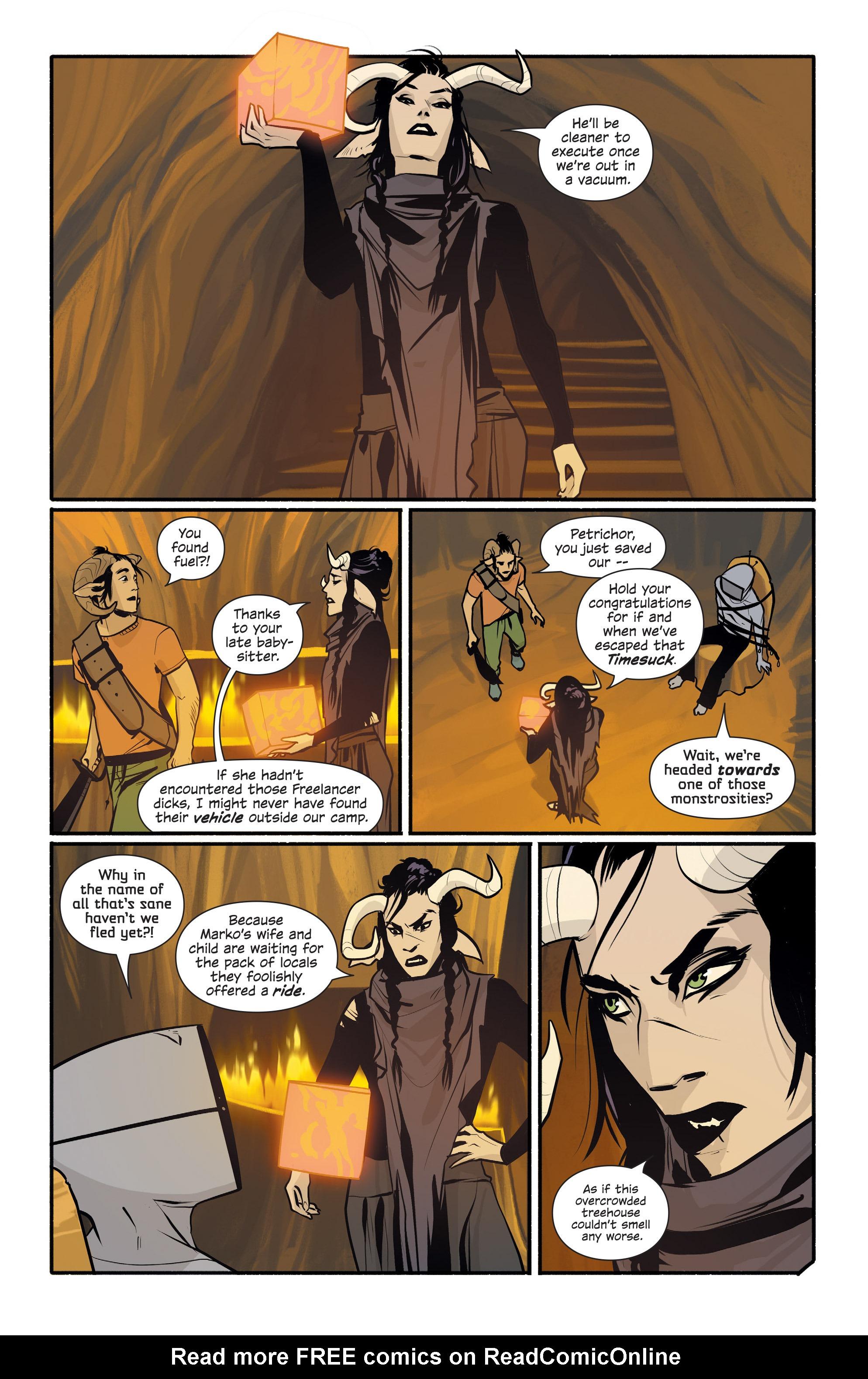 Read online Saga comic -  Issue #42 - 8